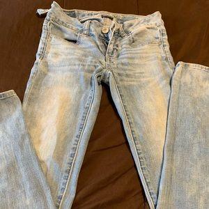 American Eagle Light Denim Jeans